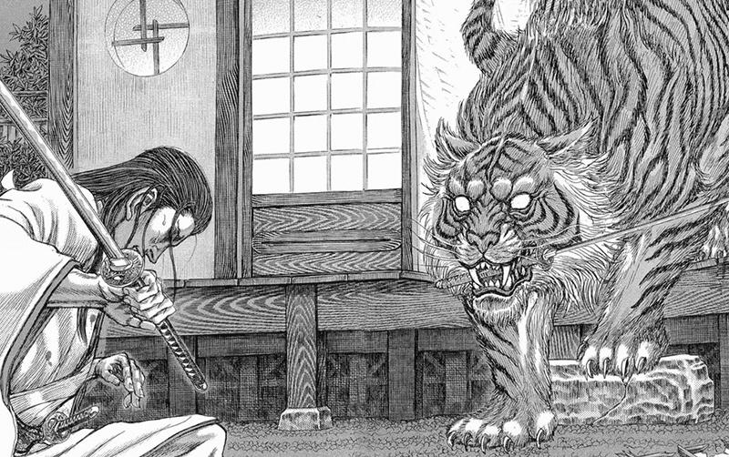 Best Manga by Noria Nanjou and Takayuki Yamaguchi - Shigurui Picture 4
