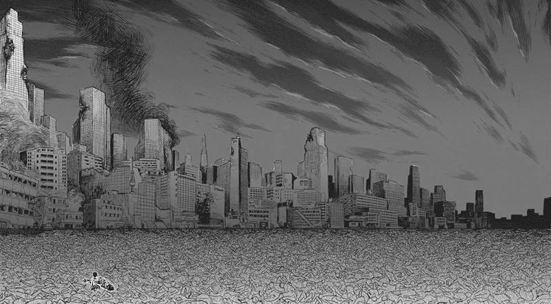 Best Manga by Ji-Hoon Jeong - The Horizon Picture 1