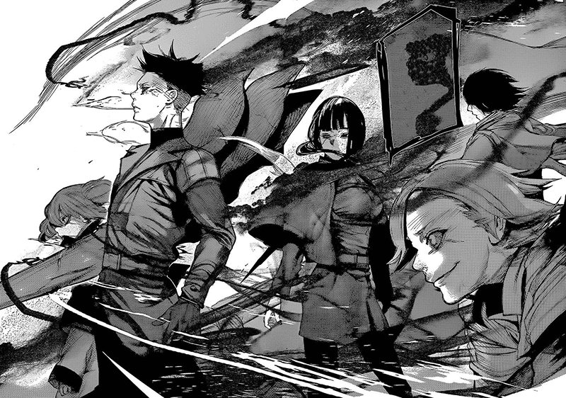 Best Manga by Sui Ishida - Tokyo Ghoul Picture 3