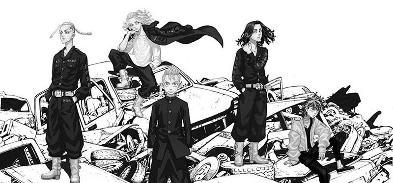 Best Manga by Ken Wakui - Tokyo Maji Revengers Picture 1
