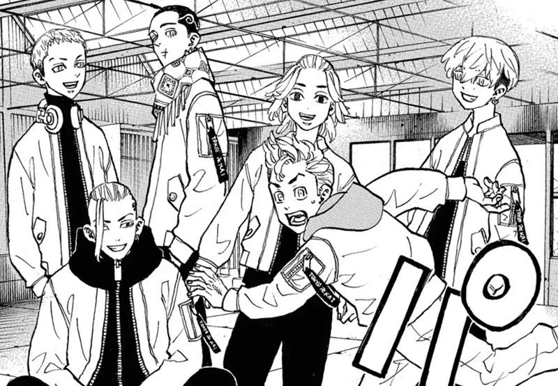Best Manga by Ken Wakui - Tokyo Maji Revengers Picture 4