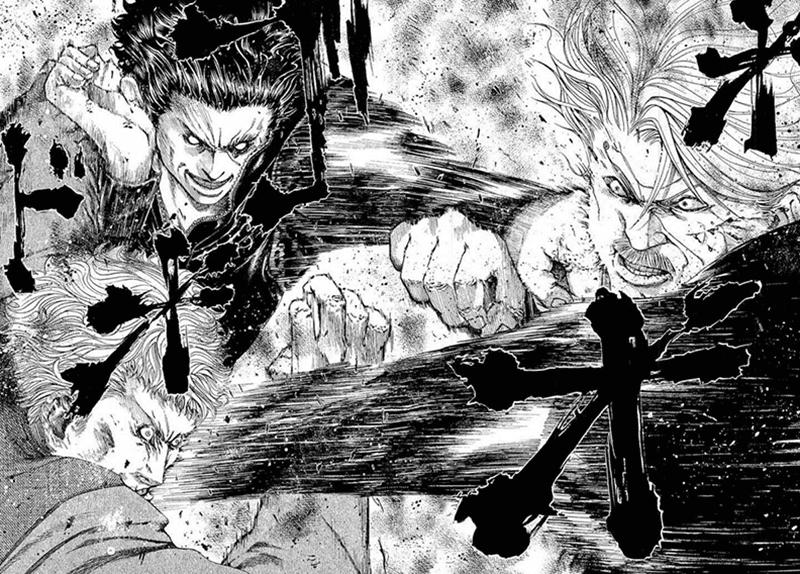 Best Manga by Toshio Sako - Usogui Picture 2