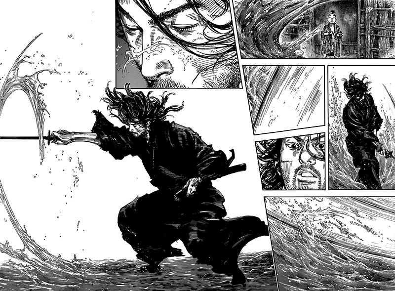 Best Manga by Takehiko Inoue - Vagabond Picture 1