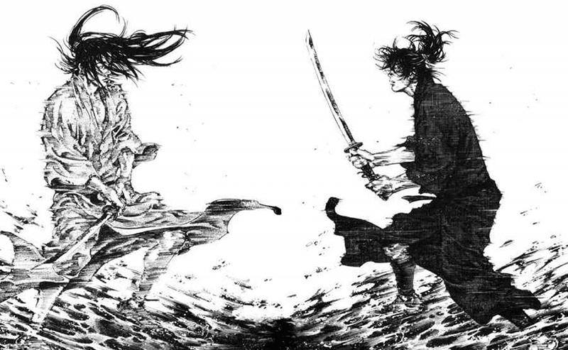 Best Manga by Takehiko Inoue - Vagabond Picture 3
