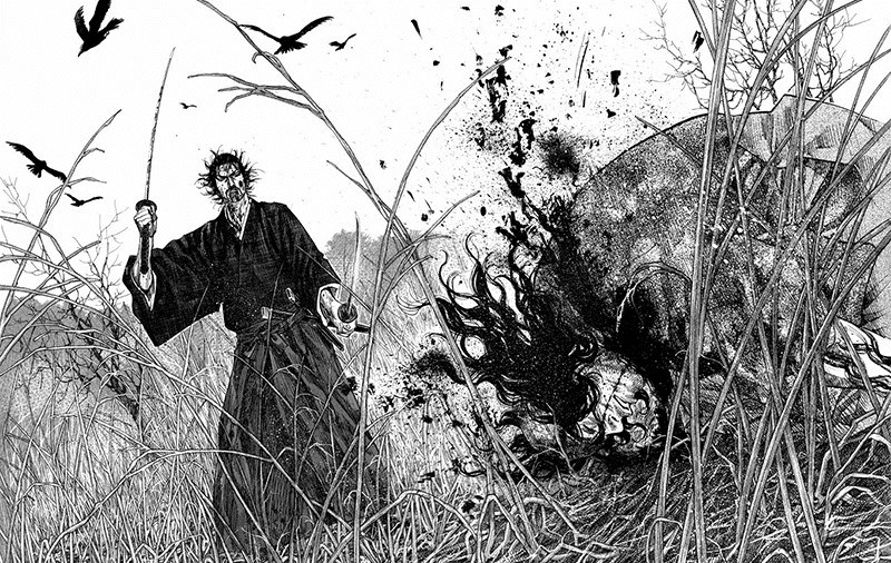 Best Manga by Takehiko Inoue - Vagabond Picture 4