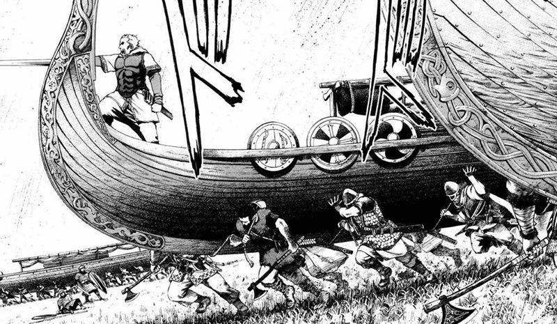 Best Manga by Makoto Yukimura - Vinland Saga Picture 2
