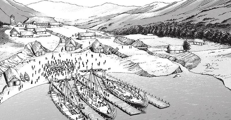 Best Manga by Makoto Yukimura - Vinland Saga Picture 5