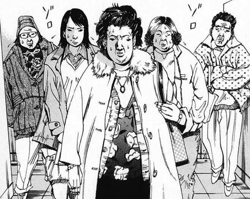 Best Manga by Manabe Shouhei - Yamikin Ushijima-kun Picture 3