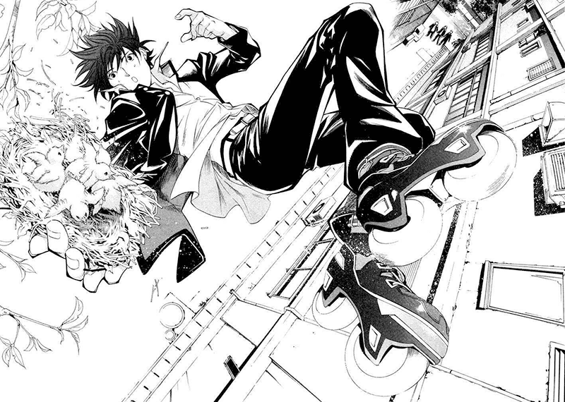 Best Shonen Manga by Oh! Great - Air Gear Picture 1