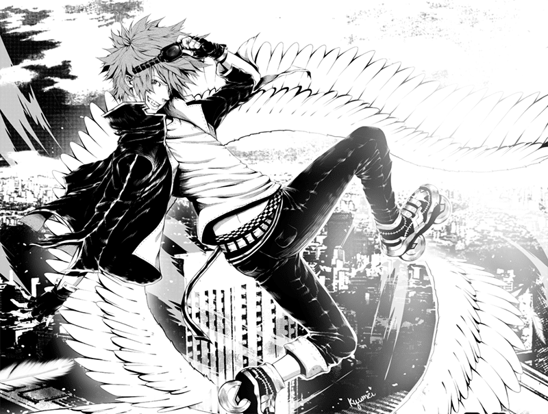 Best Shonen Manga by Oh! Great - Air Gear Picture 2