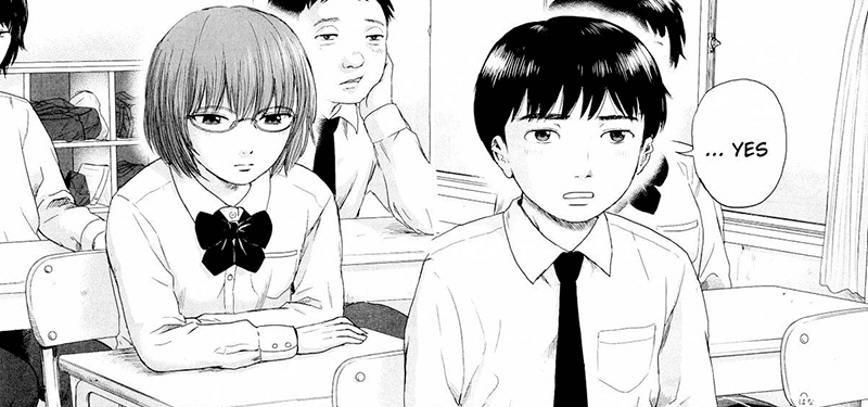 Best Shonen Manga by Shuuzou Oshimi - Aku no Hana Picture 1
