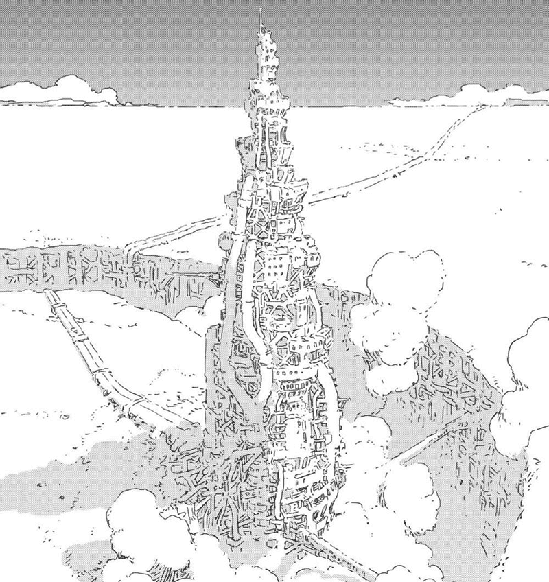 Best Shonen Manga by Tsutomu Nihei - Aposimz Picture 3