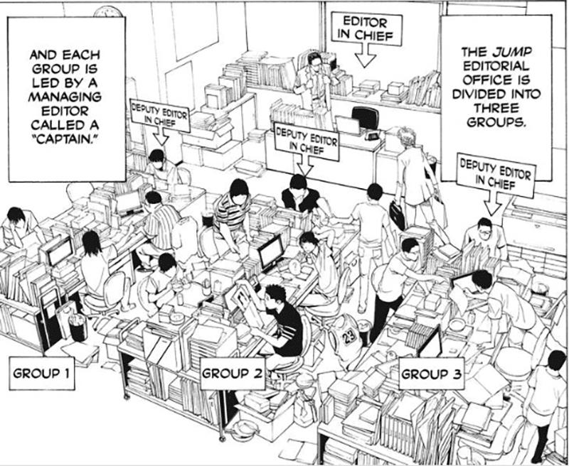Best Shonen Manga by Takeshi Obata and Tsugumi Ohba - Bakuman Picture 4