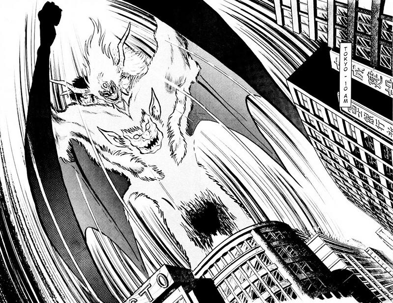 Best Shonen Manga by Go Nagai - Devilman Picture 4