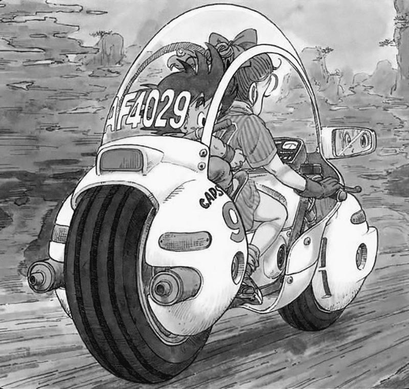 Best Shonen Manga by Akira Toriyama - Dragonball Picture 1