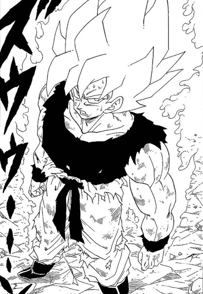 Best Shonen Manga by Akira Toriyama - Dragonball Picture 4