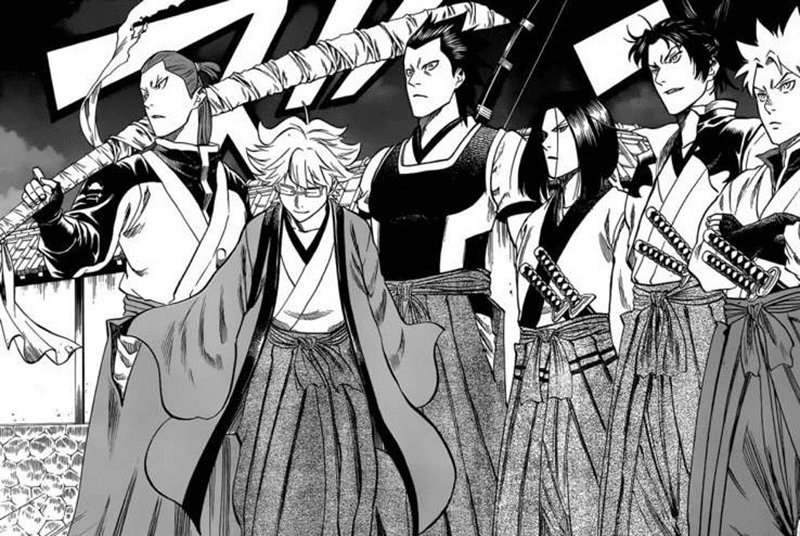 Best Shonen Manga by Nakamaru Yousuke - Gamaran Picture 3