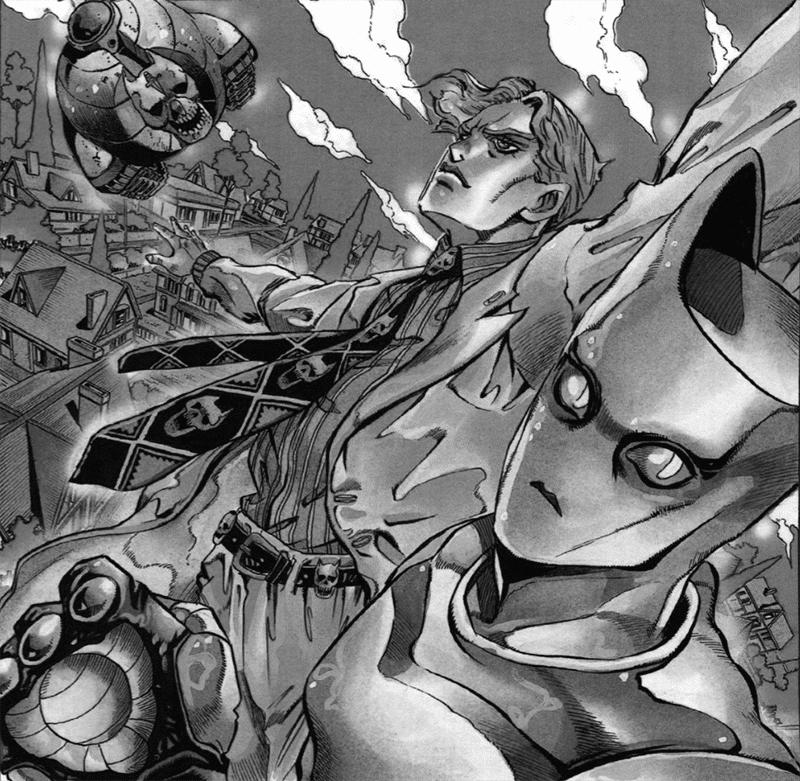 Best Shonen Manga by Hirohiko Araki - Jojo's Bizarre Adventure - Diamond is Unbreakable Picture 4