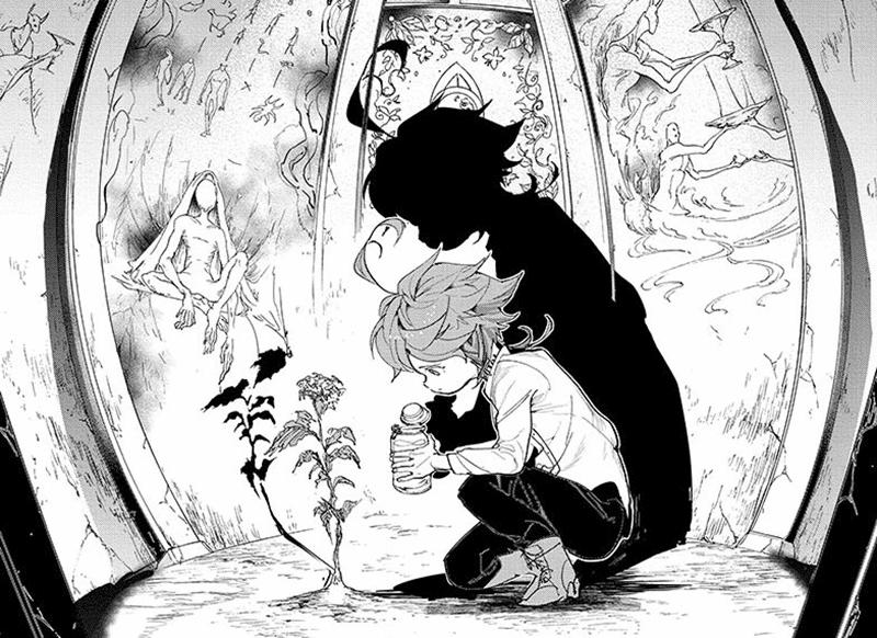 Best Shonen Manga by Posuka Demizu and Kaiu Shirai - The Promised Neverland Picture 2